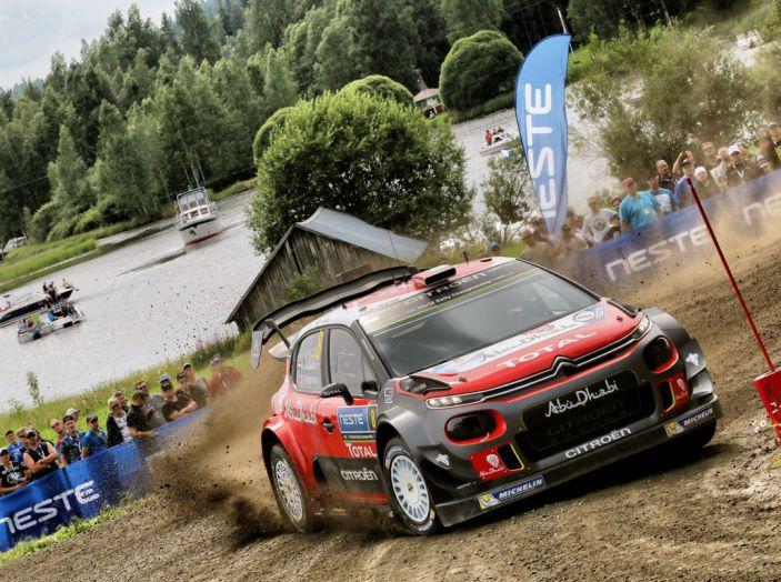 WRC Finlandia – Giorno 2: Craig Breen nel gruppo di testa - Foto 3 di 4