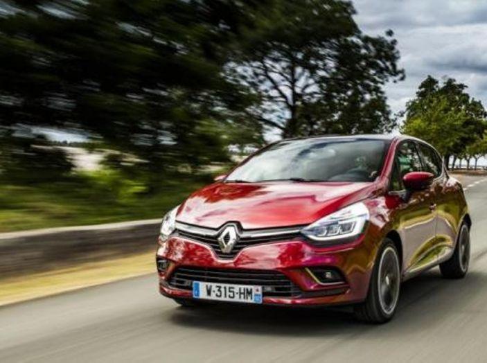 Gruppo Renault Italia vola al 10% con Clio e Sandero in attesa di Duster e Megane RS - Foto 1 di 9