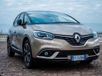 L'Ibrido Diesel di Renault per Scenic e Grand Scenic