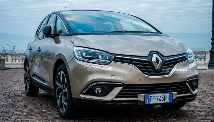 L'Ibrido Diesel di Renault per Scenic e Grand Scenic - Foto 1 di 8