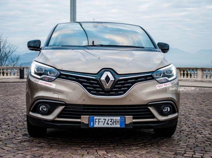 L'Ibrido Diesel di Renault per Scenic e Grand Scenic - Foto 6 di 8