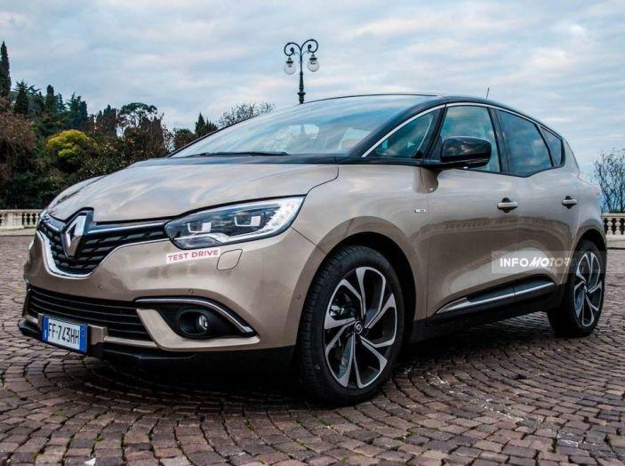 L'Ibrido Diesel di Renault per Scenic e Grand Scenic - Foto 7 di 8