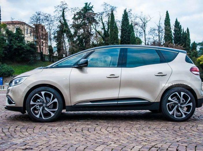 L'Ibrido Diesel di Renault per Scenic e Grand Scenic - Foto 3 di 8