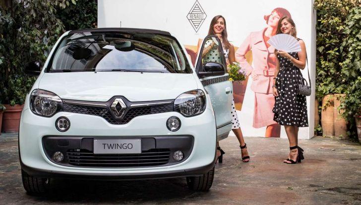 Renault Twingo LA PARISIENNE, serie limitata con prezzi da 14.550 euro - Foto 7 di 15