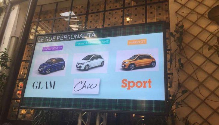 Renault Twingo LA PARISIENNE, serie limitata con prezzi da 14.550 euro - Foto 12 di 15