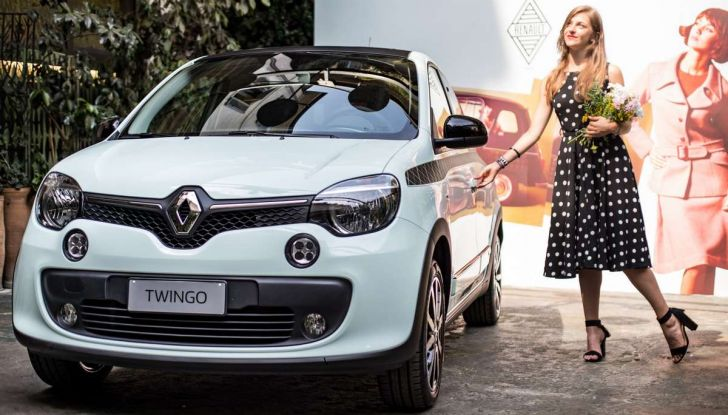 Renault Twingo LA PARISIENNE, serie limitata con prezzi da 14.550 euro - Foto 15 di 15