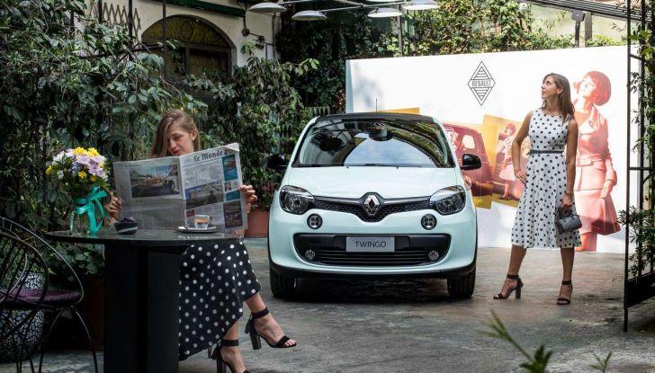 Renault Twingo LA PARISIENNE, serie limitata con prezzi da 14.550 euro - Foto 5 di 15