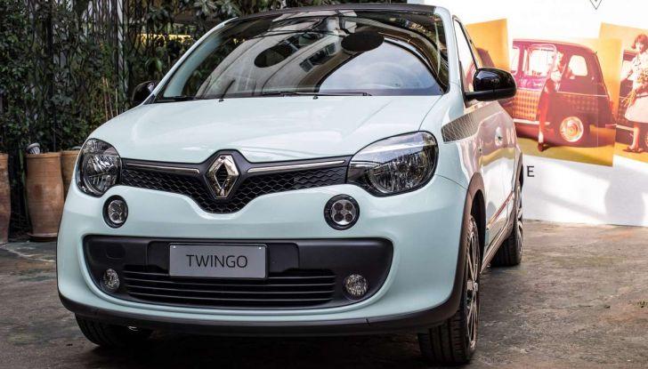 Renault Twingo LA PARISIENNE, serie limitata con prezzi da 14.550 euro - Foto 9 di 15