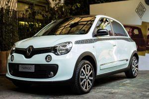 Renault Twingo la PARISIENNE.