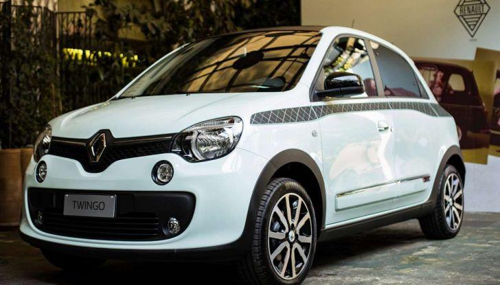 Renault Twingo LA PARISIENNE, serie limitata con prezzi da 14.550 euro - Foto 3 di 15