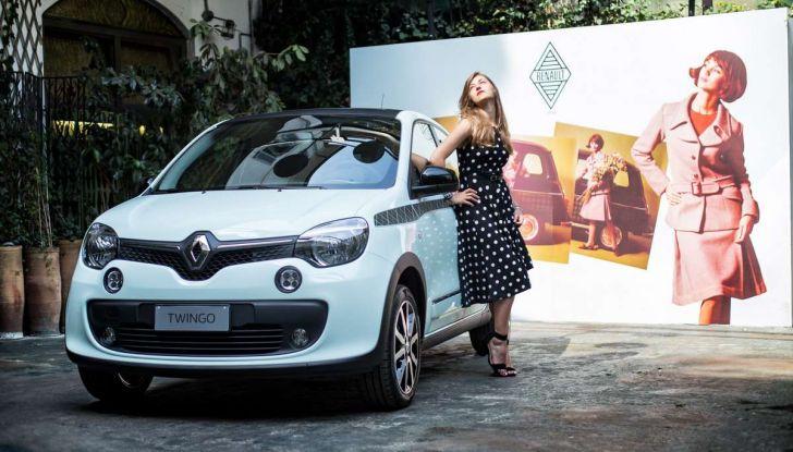 Renault Twingo LA PARISIENNE, serie limitata con prezzi da 14.550 euro - Foto 1 di 15