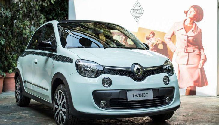 Renault Twingo LA PARISIENNE, serie limitata con prezzi da 14.550 euro - Foto 4 di 15