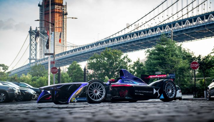 "DS Virgin Racing sbarca a New York con un team ""inglese"" - Foto 3 di 4"