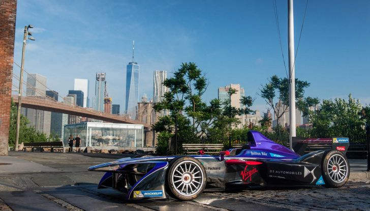 "DS Virgin Racing sbarca a New York con un team ""inglese"" - Foto 4 di 4"