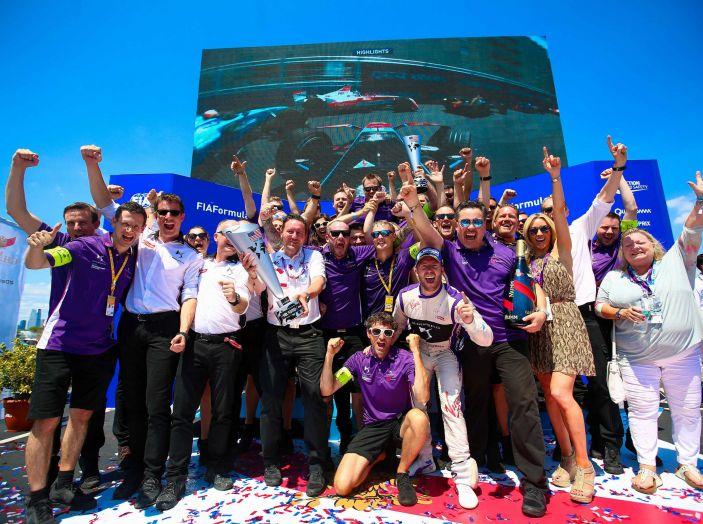 DS Virgin Racing chiude la stagione del Campionato di Formula E 2016/2017 con un bilancio positivo - Foto 1 di 7