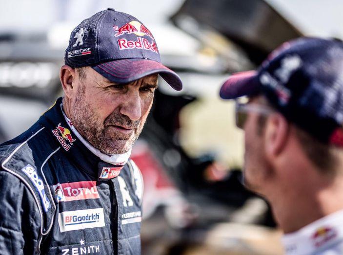 Doppio podio per il Team Peugeot Total al Silk Way Rally - Foto 2 di 2