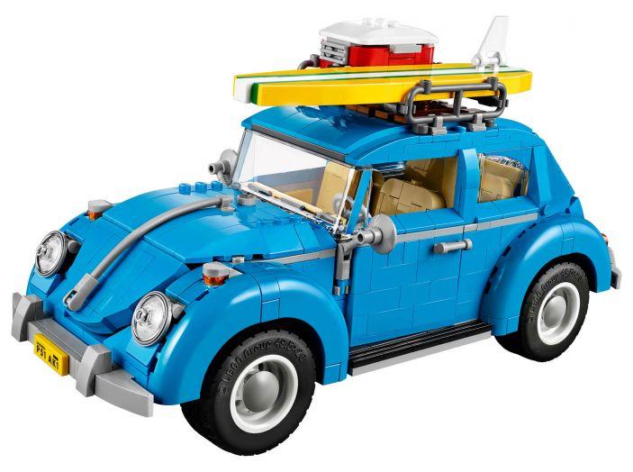 I 5 migliori modelli di auto LEGO - Foto 3 di 11
