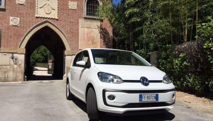 Volkswagen eco up! provata su strada la più ecologica citycar a metano - Foto 45 di 49