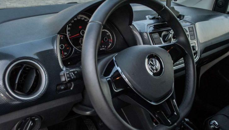 Volkswagen eco up! provata su strada la più ecologica citycar a metano - Foto 16 di 49