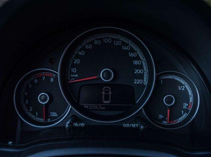 Volkswagen eco up! provata su strada la più ecologica citycar a metano - Foto 18 di 49
