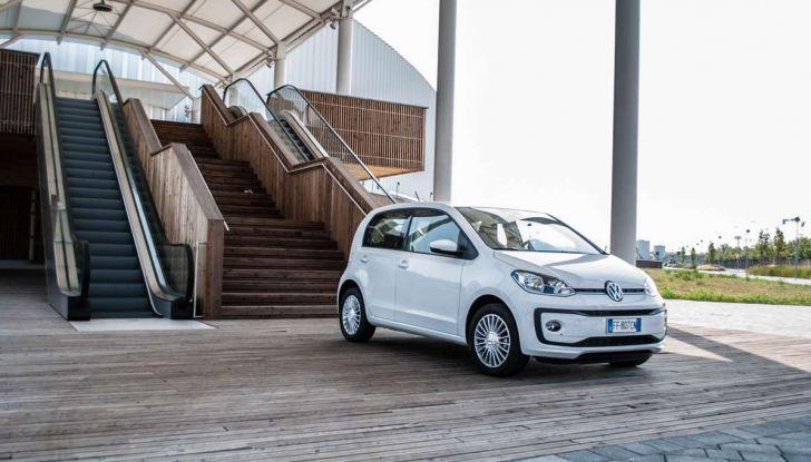 Volkswagen eco up! provata su strada la più ecologica citycar a metano - Foto 28 di 49
