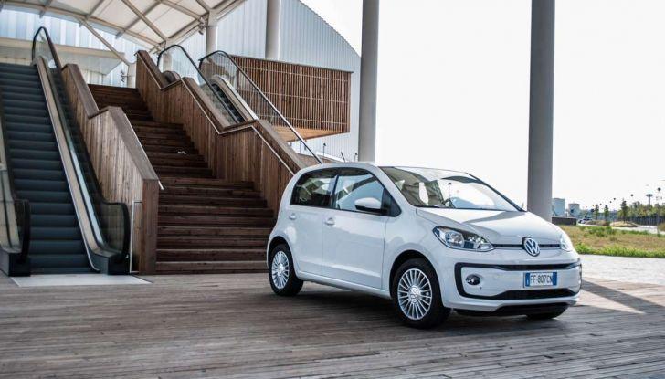 Volkswagen eco up! provata su strada la più ecologica citycar a metano - Foto 15 di 49
