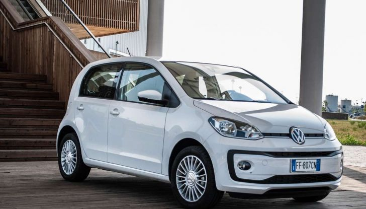 Volkswagen eco up! provata su strada la più ecologica citycar a metano - Foto 30 di 49