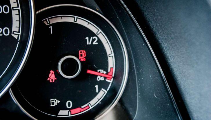 Volkswagen eco up! provata su strada la più ecologica citycar a metano - Foto 35 di 49