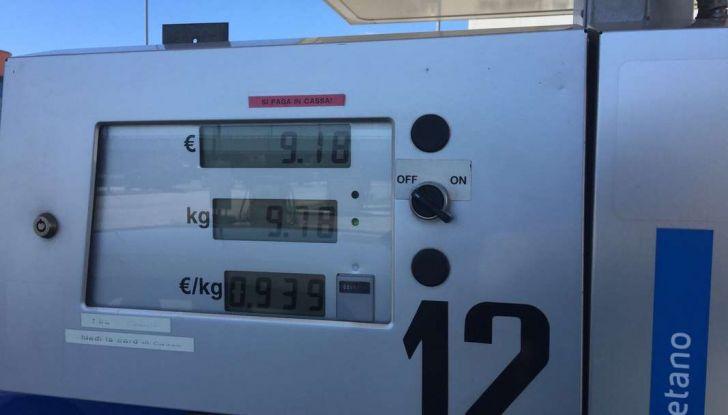 Volkswagen eco up! provata su strada la più ecologica citycar a metano - Foto 47 di 49