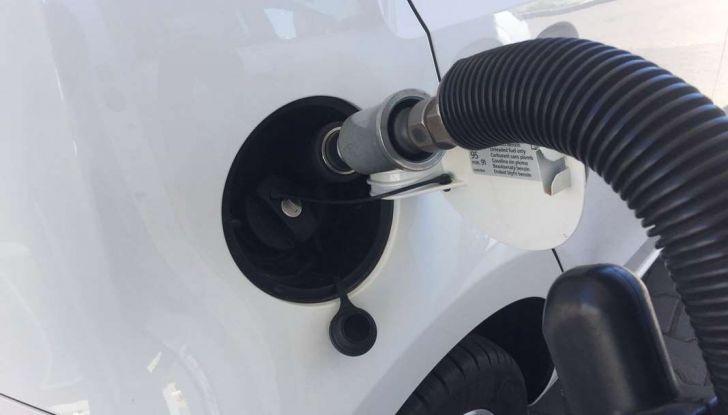 Volkswagen eco up! provata su strada la più ecologica citycar a metano - Foto 49 di 49