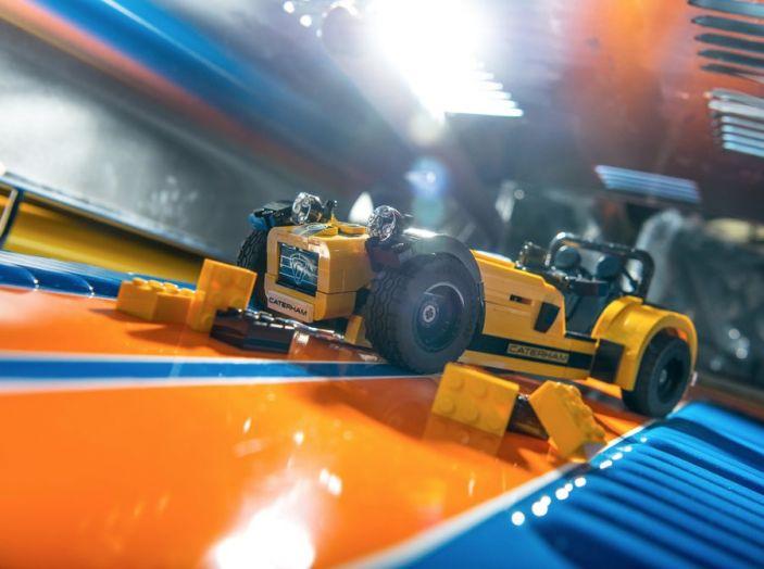 I 5 migliori modelli di auto LEGO - Foto 7 di 11
