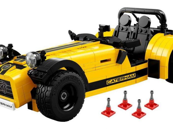 I 5 migliori modelli di auto LEGO - Foto 2 di 11