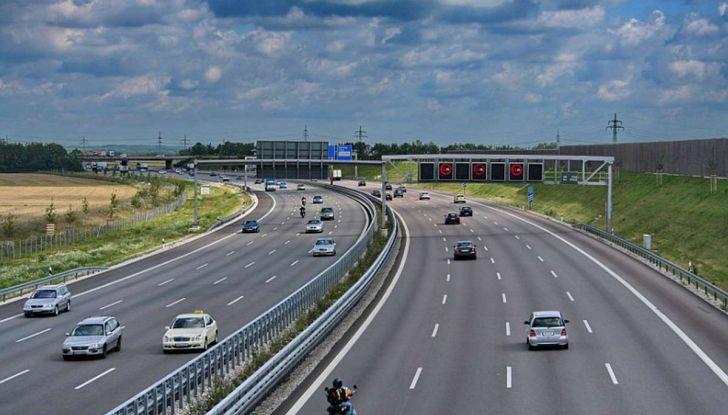 Le strade peggiori d'Italia nel 2018, A24 in testa precede Marghera  e Reggio Calabria - Foto 6 di 18