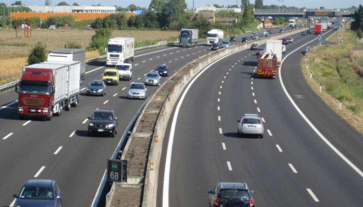 Le strade peggiori d'Italia nel 2018, A24 in testa precede Marghera  e Reggio Calabria - Foto 7 di 18