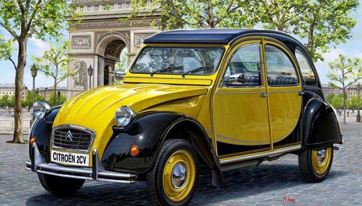 Le 10 auto più amate dagli italiani tra i miti del passato - Foto 4 di 10