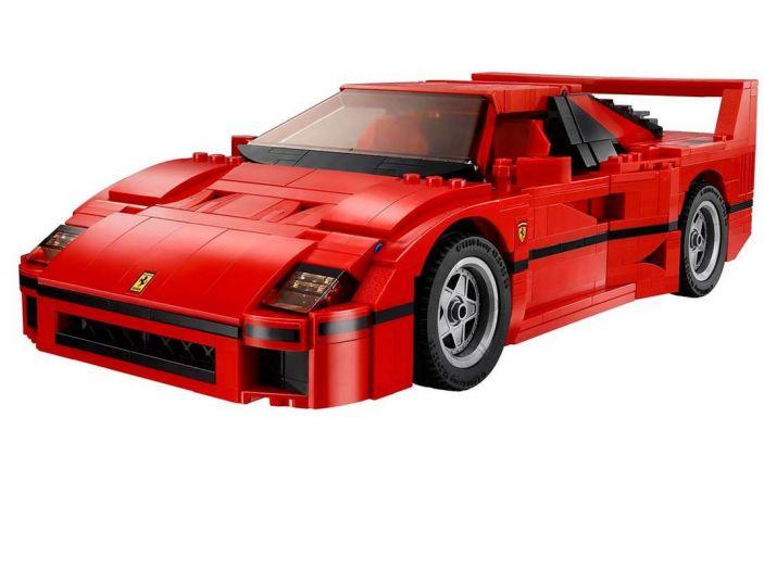 I 5 migliori modelli di auto LEGO - Foto 5 di 11