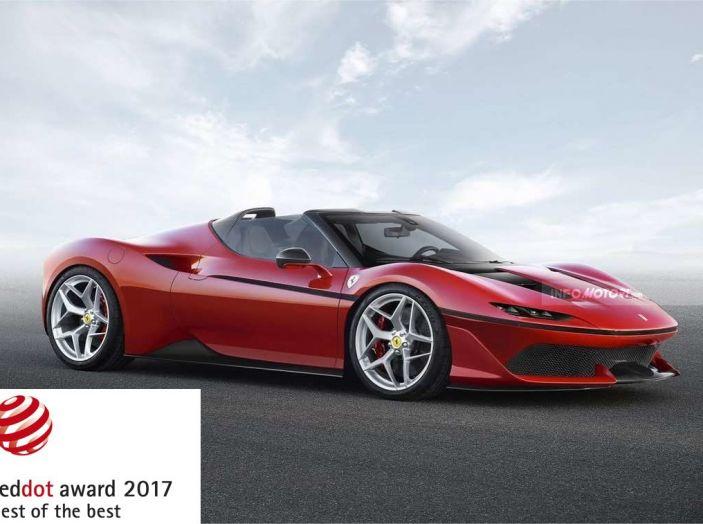 Le auto più belle del 2017? Ecco quelle del Red Dot Award - Foto 1 di 25