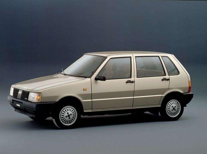 Le 10 auto più amate dagli italiani tra i miti del passato - Foto 3 di 10