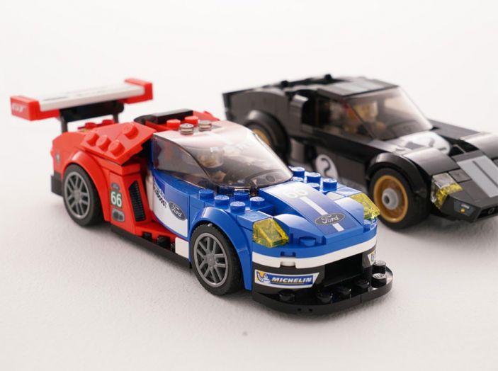 I 5 migliori modelli di auto LEGO - Foto 8 di 11