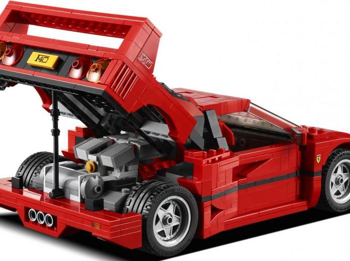 I 5 migliori modelli di auto LEGO - Foto 9 di 11