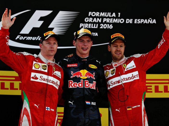 F1, Max Verstappen sostituisce Raikkonen in Ferrari? - Foto 2 di 7