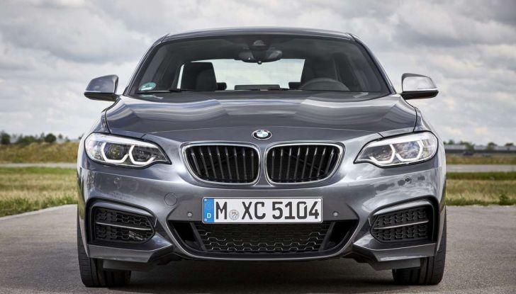Nuova BMW Serie 2 Coupè restyling, prezzi e dotazioni - Foto 3 di 29