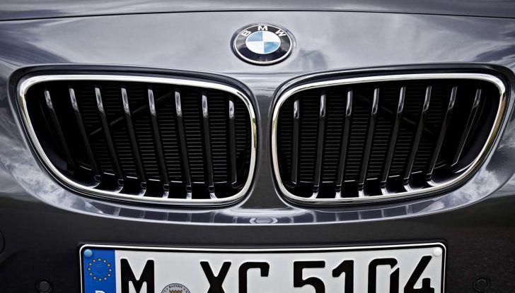 Nuova BMW Serie 2 Coupè restyling, prezzi e dotazioni - Foto 25 di 29