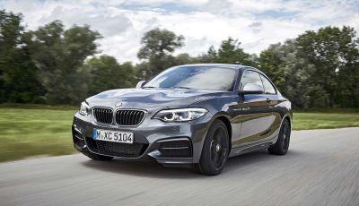 Nuova BMW Serie 2 Coupè restyling, prezzi e dotazioni