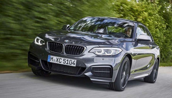 Nuova BMW Serie 2 Coupè restyling, prezzi e dotazioni - Foto 10 di 29
