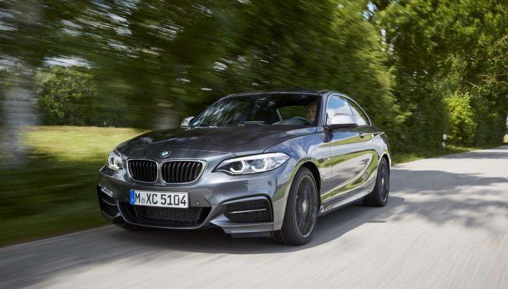 Nuova BMW Serie 2 Coupè restyling, prezzi e dotazioni - Foto 11 di 29