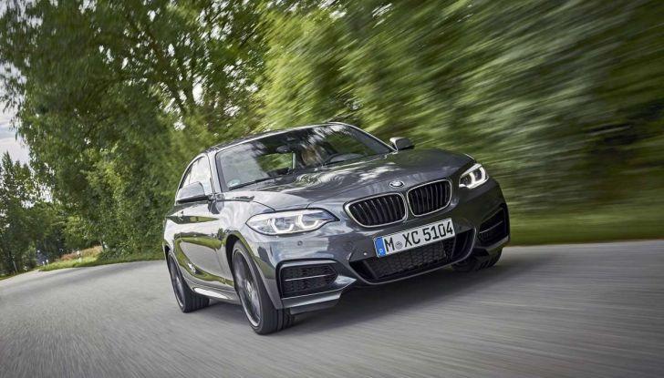 Nuova BMW Serie 2 Coupè restyling, prezzi e dotazioni - Foto 13 di 29