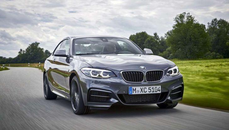 Nuova BMW Serie 2 Coupè restyling, prezzi e dotazioni - Foto 15 di 29