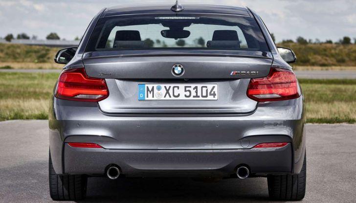 Nuova BMW Serie 2 Coupè restyling, prezzi e dotazioni - Foto 4 di 29