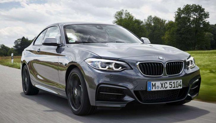 Nuova BMW Serie 2 Coupè restyling, prezzi e dotazioni - Foto 16 di 29